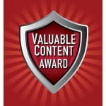 Valuable Content Award for Ascentor
