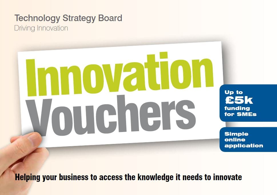 Innovation-Vouchers Cyber Security