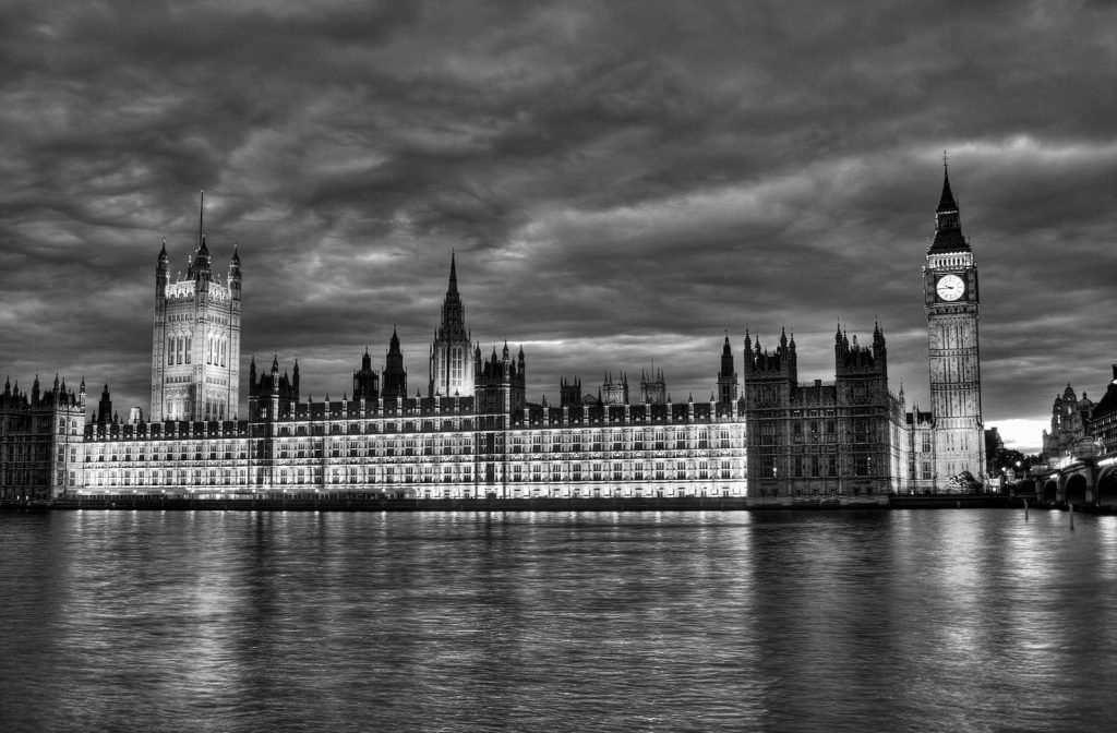 Cyber security at The Houses of Parliament
